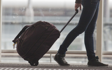 O que levar na mala ao embarcar para a universidade?