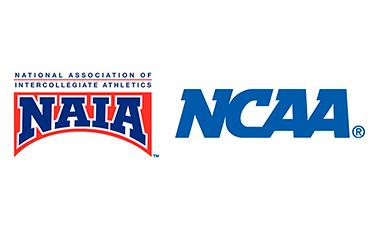 Porque há bem mais estudantes-atletas brasileiros jogando na NAIA do que na NCAA.