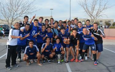 Next Academy disputará um dos maiores showcases de futebol dos Estados Unidos