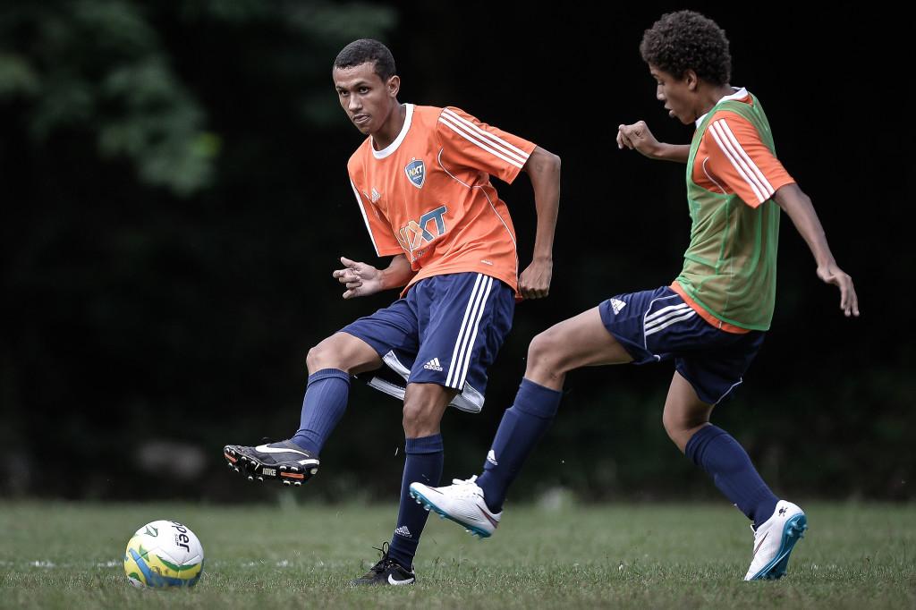 Carlos Pinheiro Junior - Atleta Next Academy - Camden County College - Estados Unidos 5
