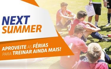 Next Summer: novo programa de férias da Next Academy