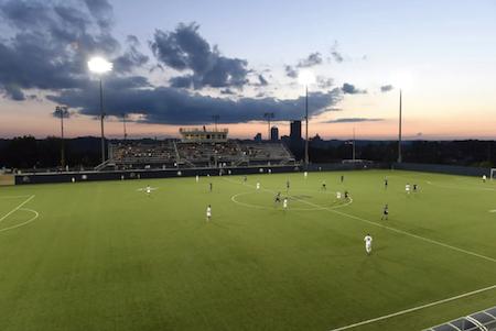 Estádio da University of Pittsburgh onde Célio jogará os jogos em casa.