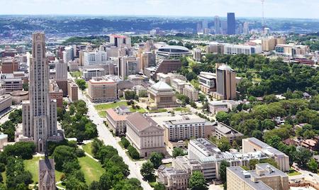 University of Pittsburgh, PA