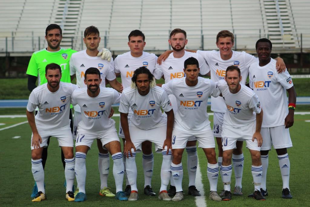 Next Academy Palm Beach vs FC Miami City