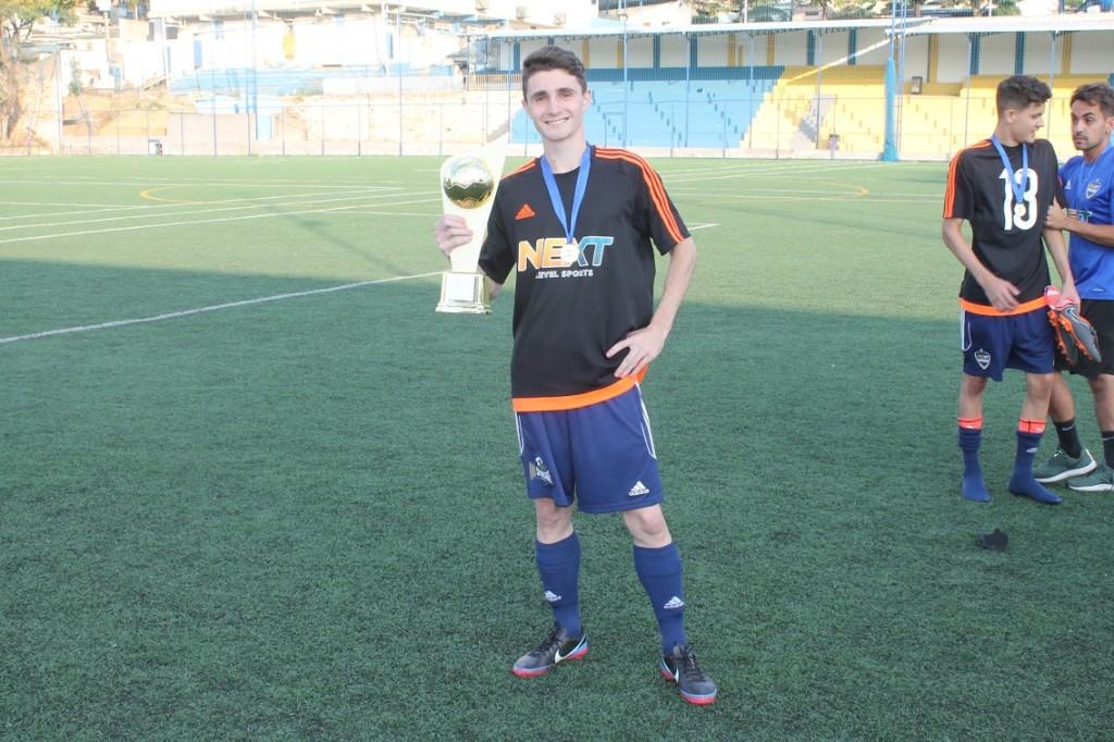Manoel Becker, atleta Next Academy Belo Horizonte.